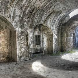 Jane Linders - Fort Pickens Pensacola