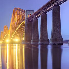 Ray Devlin - Forth Bridge Twilight