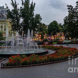 Viktor Birkus - Odessa City garden