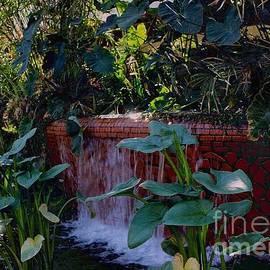 Fountain of the Southern Garden by Jenny Revitz Soper