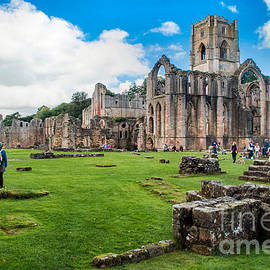 Chris Horsnell - Fountains Abbey