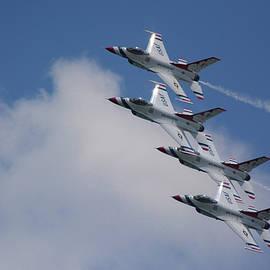 Raymond Salani III - Four Thunderbirds 2
