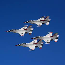 Raymond Salani III - Four Thunderbirds