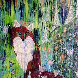 Fox Tale by Julie Engelhardt