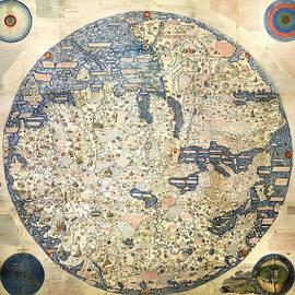 C H Apperson - Fra Mauro World Map