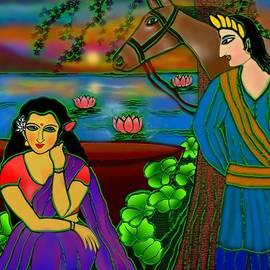 Fragrance Of Magnolias by Latha Gokuldas Panicker