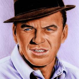 Andrew Read - Frank Sinatra blue edit