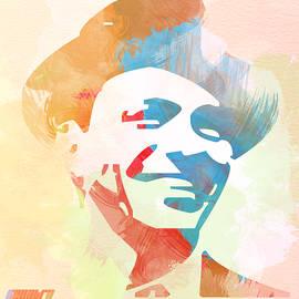 Frank Sinatra by Naxart Studio