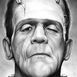 Frankenstein by Greg Joens
