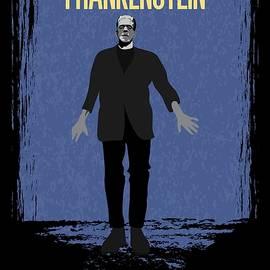 Frankenstein Movie Poster by Florian Rodarte