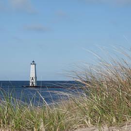 Fran Riley - Frankfort North Breakwater Lighthouse