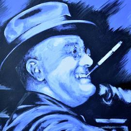Victor Minca - Franklin D. Roosevelt