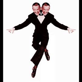 Nicholas Romano - Fred Astaire Siamese Twinz 1