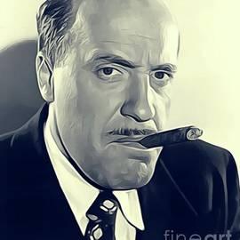 Fred Clark, Vintage Actor - John Springfield