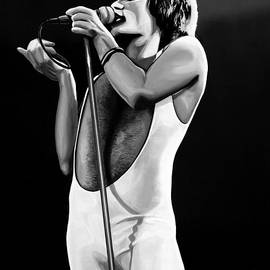 Meijering Manupix - Freddie Mercury on Stage