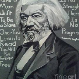 Jason Majiq Holmes - Frederick Douglass