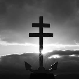 Scott McConaghy - Free French Memorial Cross