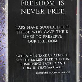 Kae Cheatham - Freedom Is Never Free