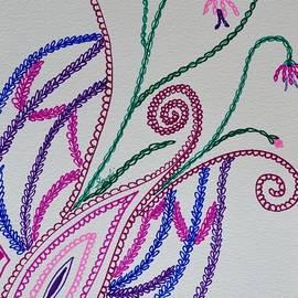 Freedom of Flowers by Sonali Gangane