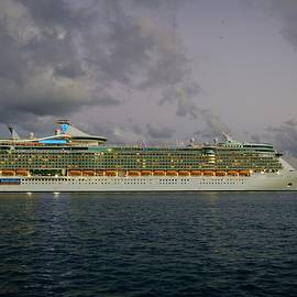 Freedom of the Seas by Christopher James