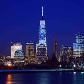 Freedom Tower by Raymond Salani III