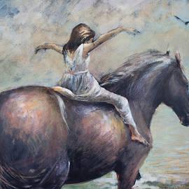 Freedom by Vali Irina Ciobanu