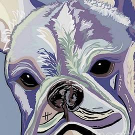 Eloise Schneider - French Bulldog Denim Colors