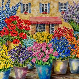 Jan Law - French Country