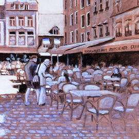 David Zimmerman - French Food Court UP