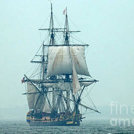 Jim Beckwith - French Frigate Hermione