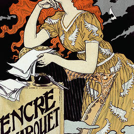 French Ink Advertisement by Granger