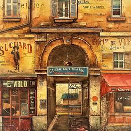 Pat Turner - French Passage
