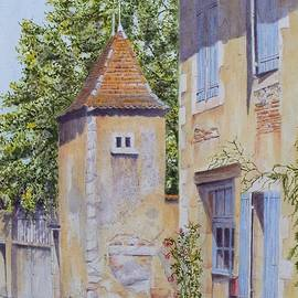 Frances Evans - French Pigeonnier