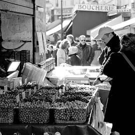 French Street Market by Sebastian Musial