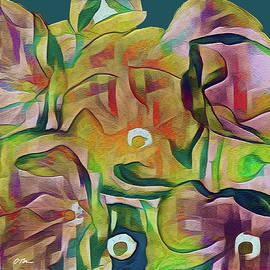 Fresh Fantasy Flowers by Claudia O'Brien
