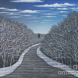 Fresh Snow - Scott Kahn