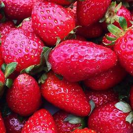 Fresh Strawberries - Just Loved The by Paul Dal Sasso