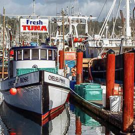 Mellissa Ray - Fresh Tuna