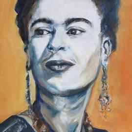 Christel Roelandt - Frida Kahlo Portrait