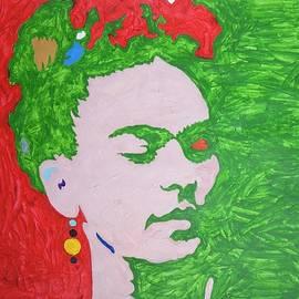 Frida Kahlo by Stormm Bradshaw