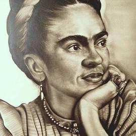 Frida4 by Barbara  Rivera