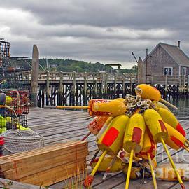 Jim Beckwith - Friendship Maine Port