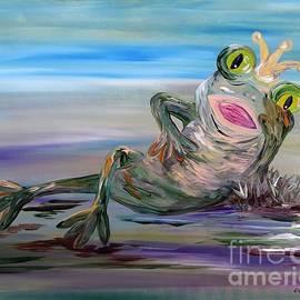 Eloise Schneider - Frog Princess
