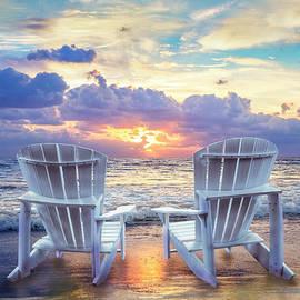 Debra and Dave Vanderlaan - Front Row Seats at Sunrise