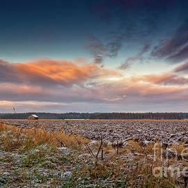 Jukka Heinovirta - Frost On The Winter Fields
