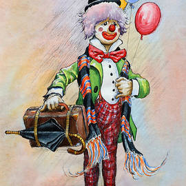 Anthony Forster - Frosty the Clown