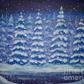 Lynda Coon - Frozen Forest