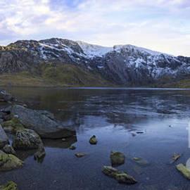 Ian Mitchell - Frozen Lake Idwal