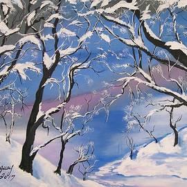 Sharon Duguay - Frozen Tranquility