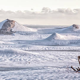 Phill Doherty - Frozen Waves On Erie